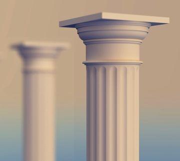 Дорический ордер колонны