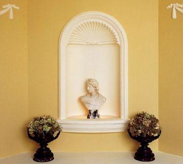 Полиуретановый лепной декор Европласт и уют в вашем доме