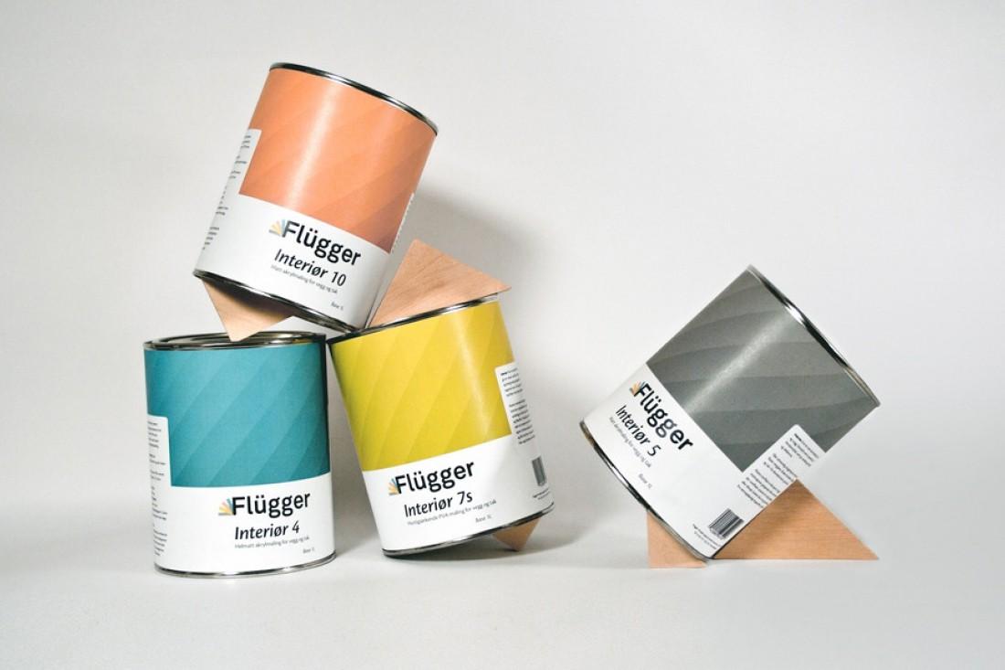 Краска для стен – выбираем FLUGGER