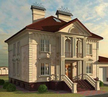 Подчеркнуть красоту дома поможет фасадный декор