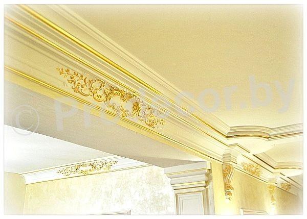 Красивый потолок от Натальи Крыловой