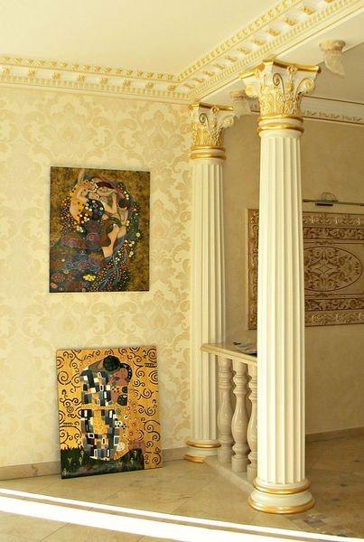 Изысканный интерьер, созданный Натальей Крыловой