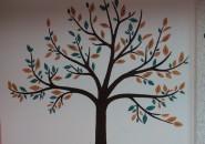 Необычные деревья в квартире