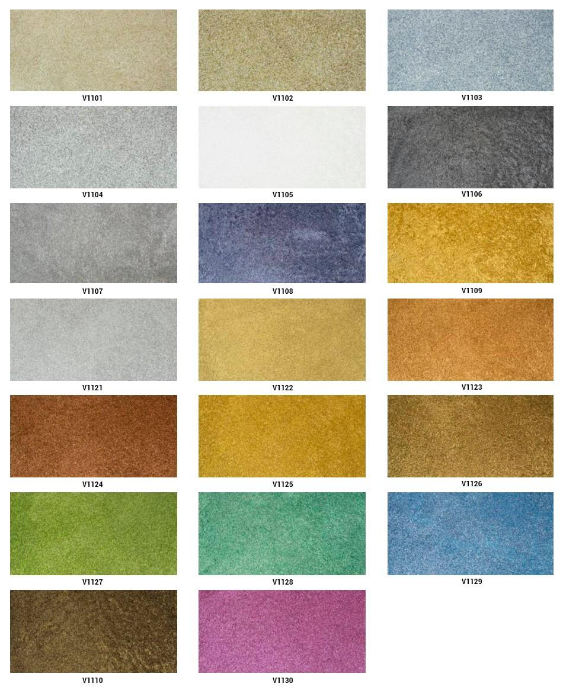 Versailles 2 - цветовые и фактурные решения