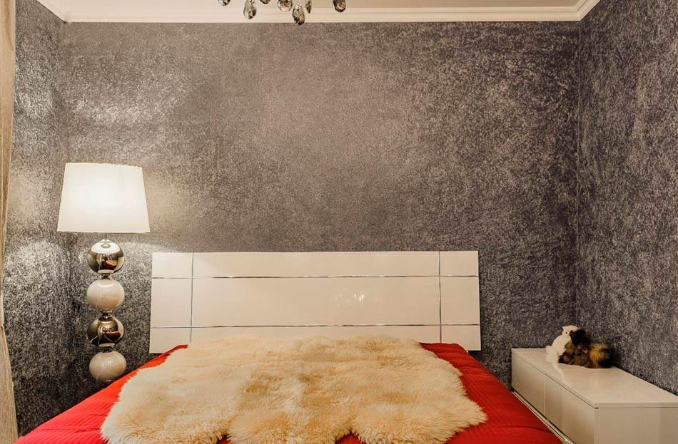 Versailles в спальне