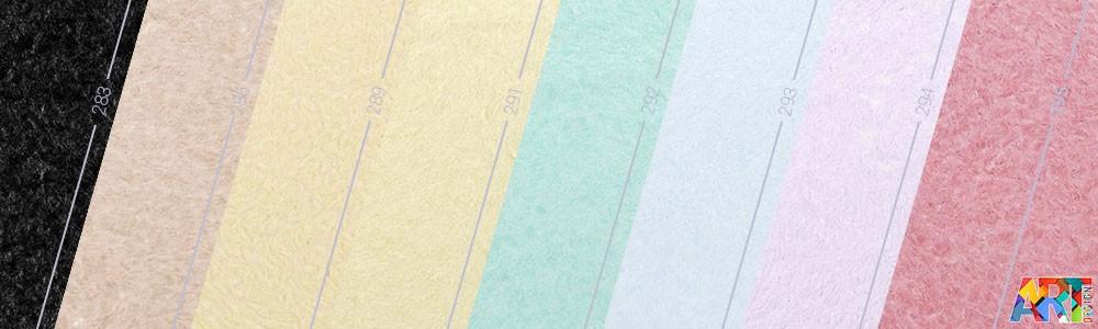 Новые цвета в каталоге жидких обоев Арт Дизайн