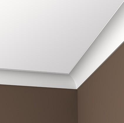 Карниз из композитного материала 6.50.165 в интерьере