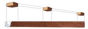 Расположите заготовки через каждый метр