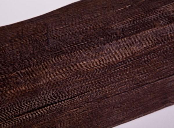 Балки из полиуретана Б1 темный дуб