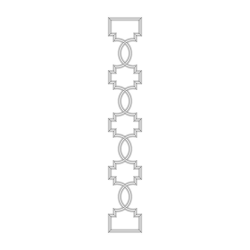 Вставка RODECOR Эрте 66425AR