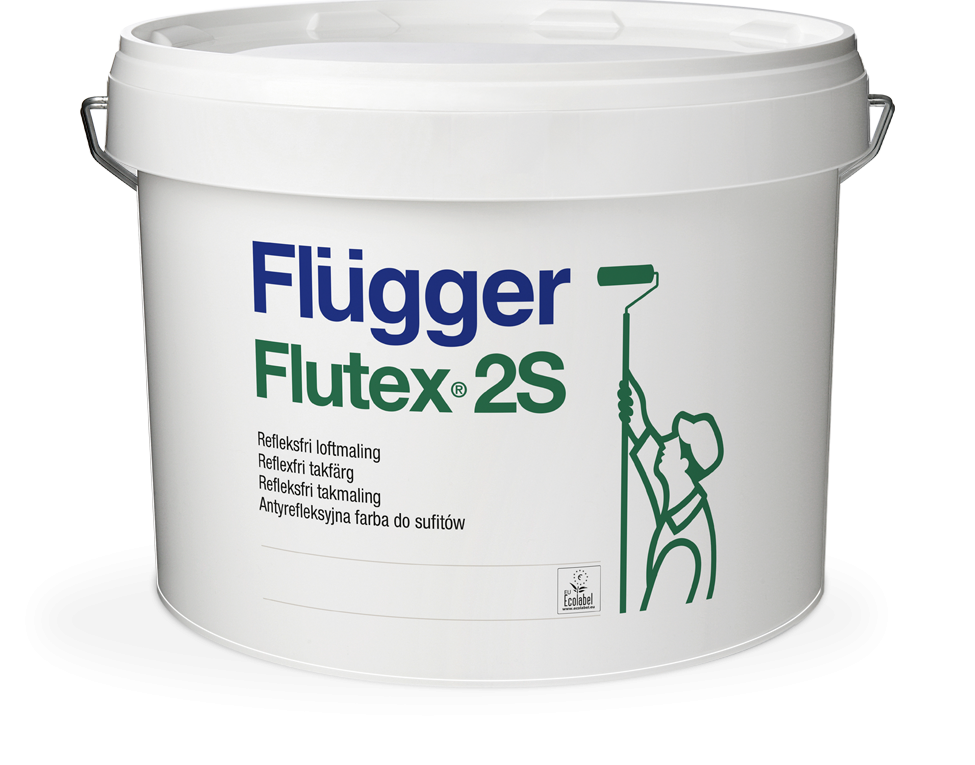 Flutex 2S matt white