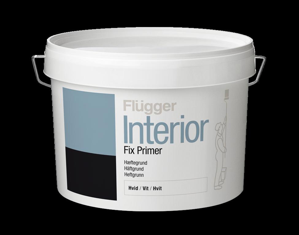 Interior Fix Primer White