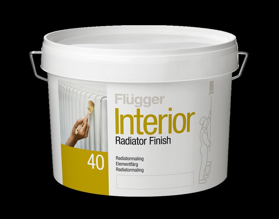 Interior Radiator Paint  Finish