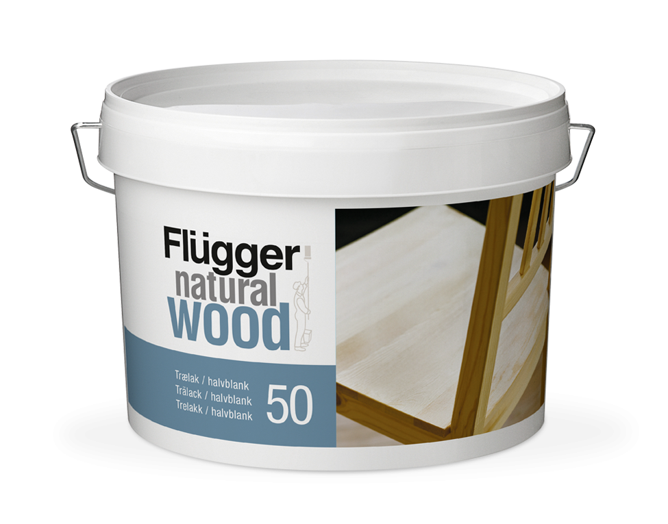 Natural Wood Lacquer 50