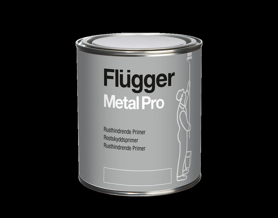 Metal Pro Anti-corrosive Primer White