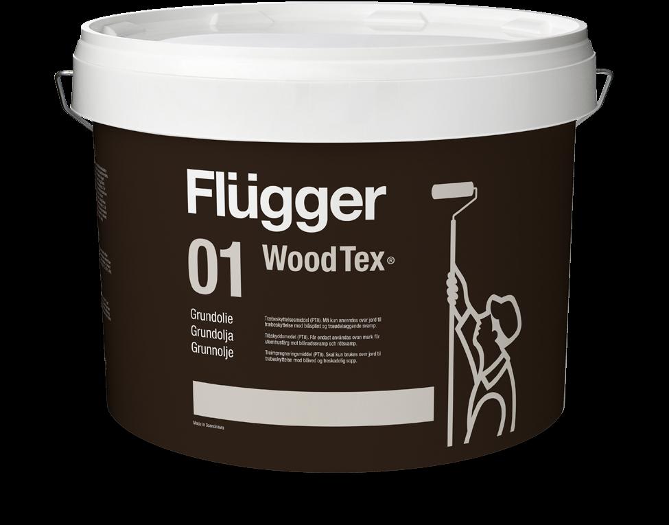 Flugger 01 Wood Tex Oil Primer
