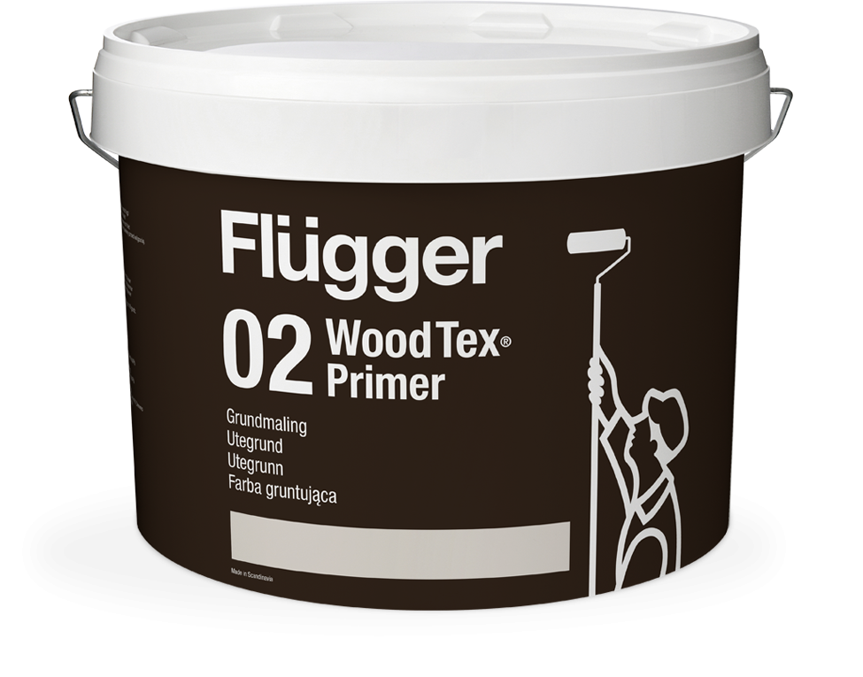 Flugger 02 Wood Tex Primer
