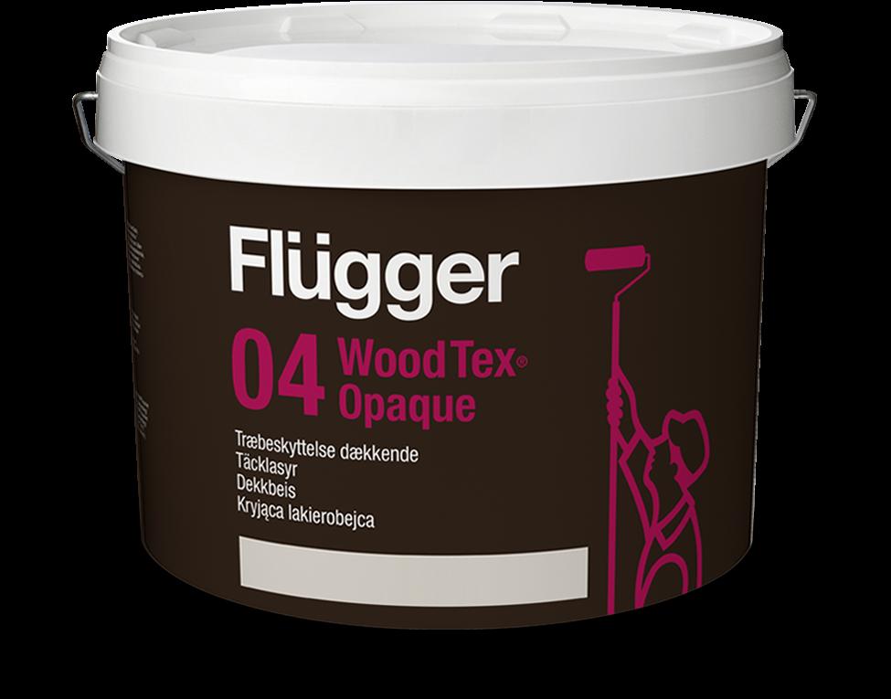 Flugger 04 Wood Tex Opaque