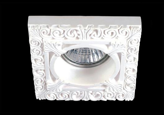 Гипсовый светильник SV 7004