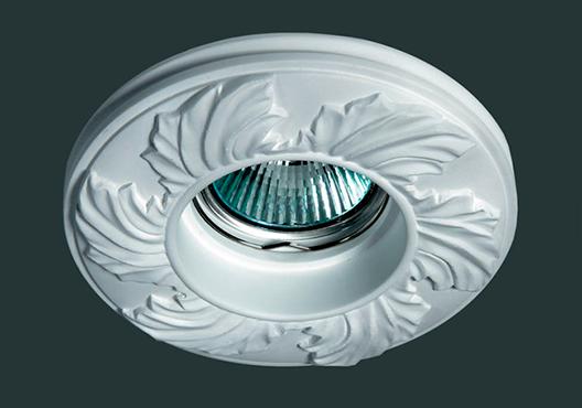 Гипсовый светильник SV 7007
