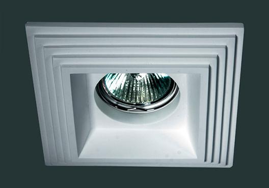 Гипсовый светильник SV 7005
