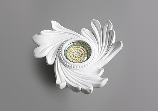 Гипсовый светильник SV 7158