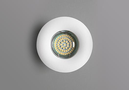 Гипсовый светильник SV 7153