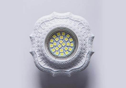Гипсовый светильник SV 7134