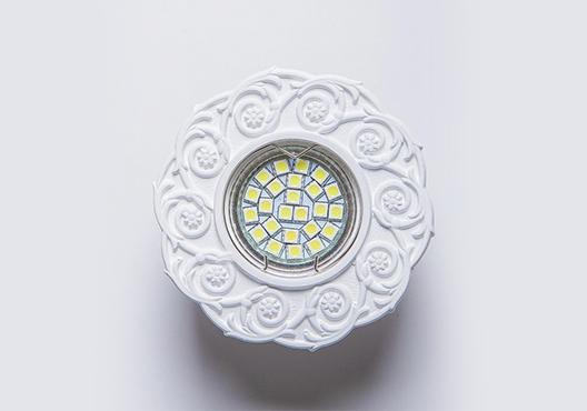 Гипсовый светильник SV 7129