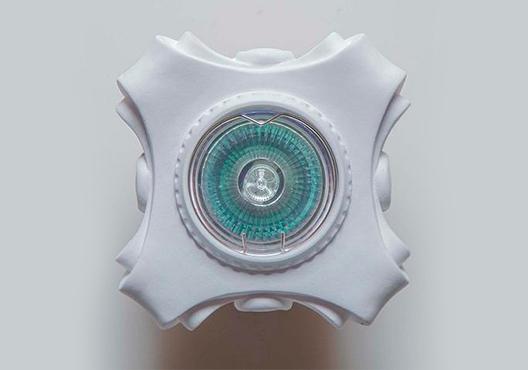 Гипсовый светильник SV 7071