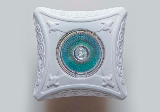 Гипсовый светильник SV 7070
