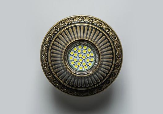 Гипсовый светильник SV 7145 ABL