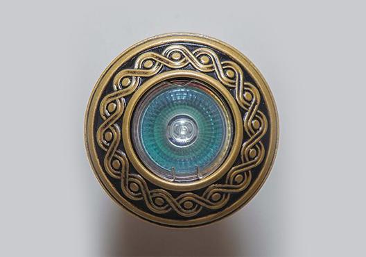 Гипсовый светильник SV 7118 ABL