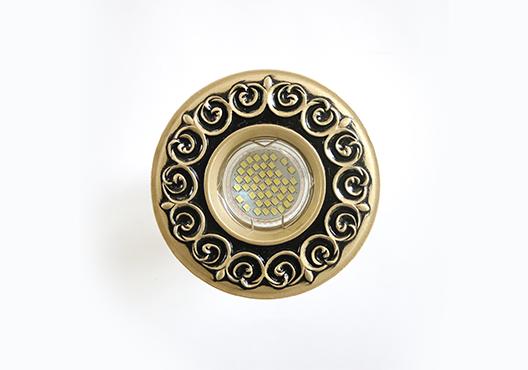 Гипсовый светильник SV 7203 ABL