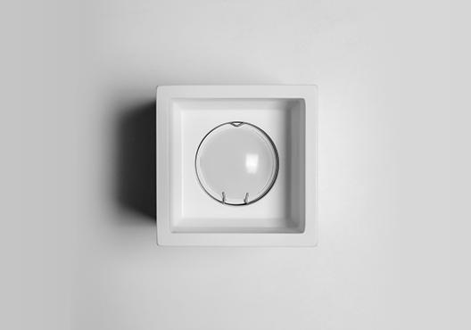 Гипсовый светильник SV 7209