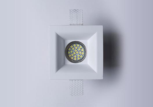 Гипсовый светильник SV 7413